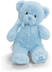 gund teddy blue plush baby's bear