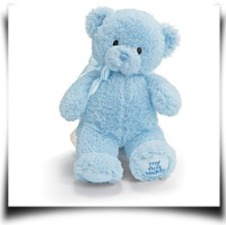 MY1ST Teddy Blue 10 Plush