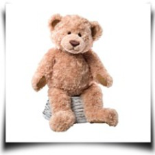 Maxie Tan 19 Bear Plush
