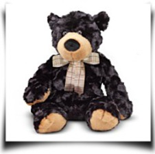 Melissa And Doug Ebony Black Bear