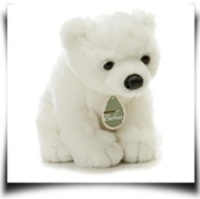 Plush 12 Baby Slushy Babies Polar Bear