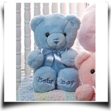 Specials Plush Baby 10 Inches Comfy Blue Baby