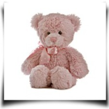 Specials Plush Baby 12 Inches Yummy Pink Bear