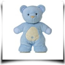 Plush Baby 14 Inches Fleecy Friend Bear
