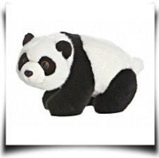 World 10 Inches Linlin Panda Bear
