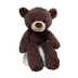 gund fuzzy chocolate bear plush most