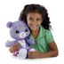 fisher-price doodle bear violet love sight-