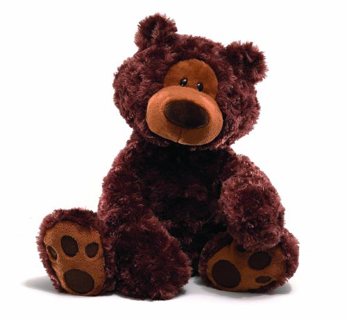 Gund Philbin 18 Bear, Brown