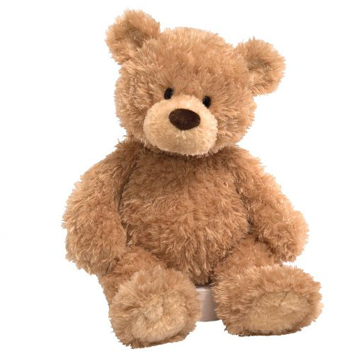Gund Stitchie 14 Bear Plush
