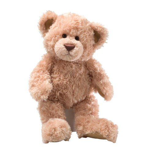 Maxie Tan 14 Bear Plush